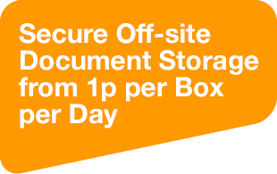 Document Storage from only 1p