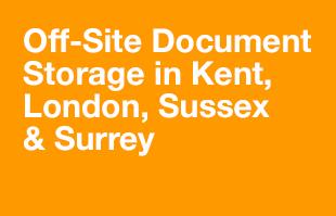 Archive Storage in Sussex